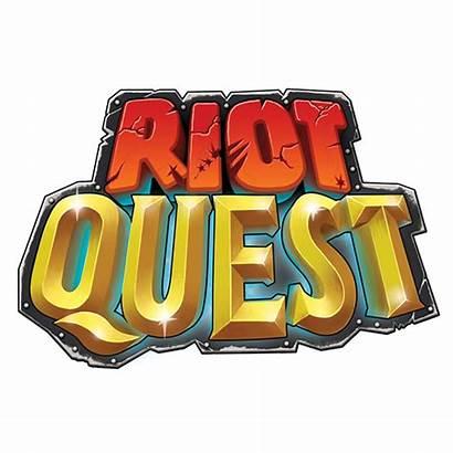 Riot Quest Enter Dogwood Chuck Beginning End
