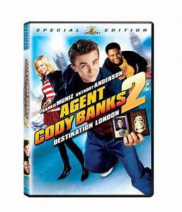Eagle Agent Cody Banks2 Dvd Buy Hollywood Movies