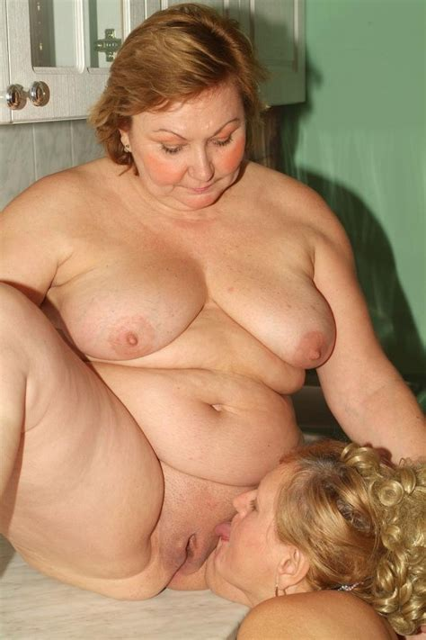 Anna And Yolanda Are Horny Mature Plumpers Enjoying A Nice