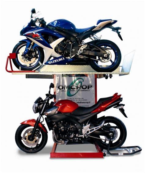 pedana sollevamento moto pedana sollevamento moto omcrop sl 09 150cm passione