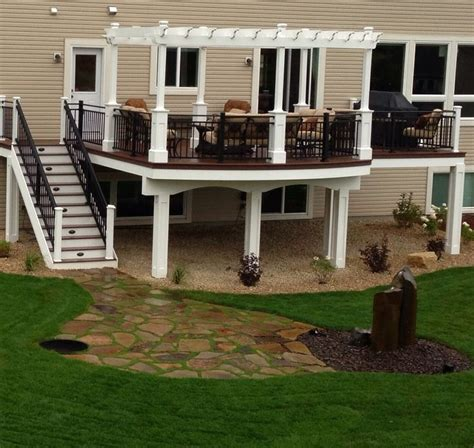 Back Yard Deck With Patio At Base Of Stairs Techdeck. Flagstone Patio Installation Denver. Patio To Deck Ideas. Brick Patio Quote. Patio Brick Patterns. Patio Blocks Madison Wi. Patio Table Aluminum. Patio Paver Calculator 16x16. Installing Patio Pavers Youtube