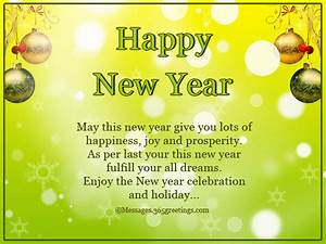 Inspirational New Year Messages - 365greetings.com