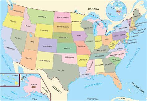 usa map bing images