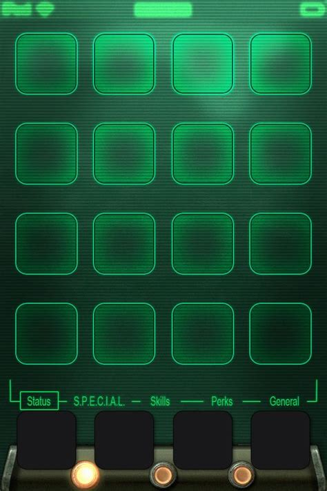 iphone pip boy fallout 3 pip boy theme for ipod touch and iphone by neg