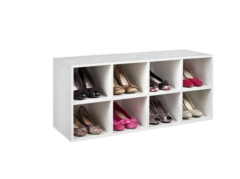 Closetmaid Shoe Rack - closetmaid shoe organizer ebay
