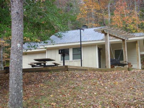 Vogel State Park Rental Cabin.
