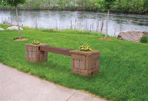 planter bench  menards