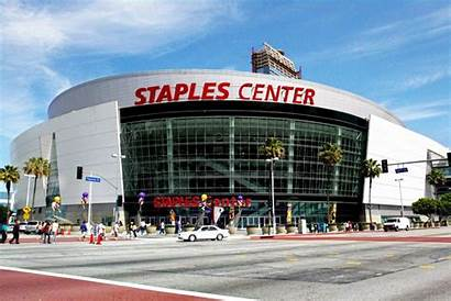 Center Staples Staple Angeles Los Arena Lakers