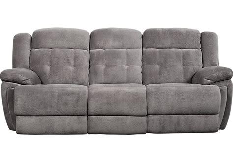 gray reclining sofa and loveseat normandy gray power reclining sofa reclining sofas gray