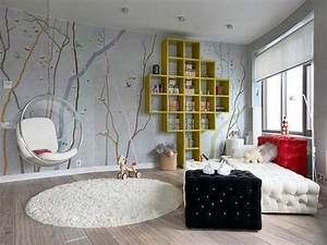 New furniture home 10 modern contemporary teen bedroom for Modern teen bedroom decorating ideas