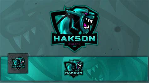 Free Mascot Logo Gaming E-sport + Banner & Avatar