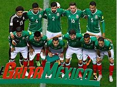 Mexico Soccer Team Roster Players 2018 Squad Russia World