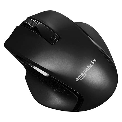 click around on the net with the amazonbasics compact wireless mouse at its best price