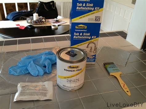 paint tile tub  sink product  home depot
