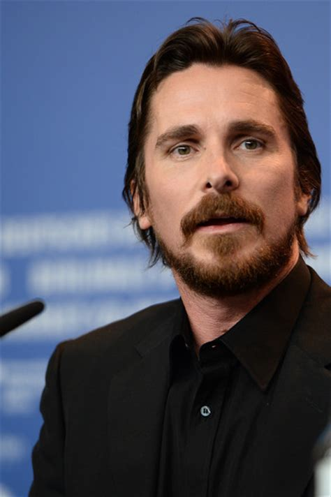 Christian Bale Pictures American Hustle Press