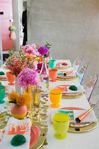 Lovely Decoration De Table Pour Anniversaire 10