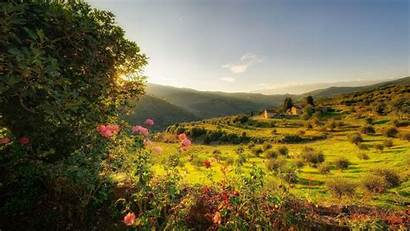 Tuscany Wallpapers Italy Countryside Resolution Spring Places