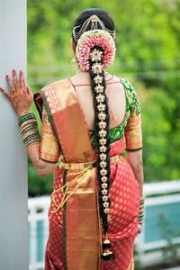 Most Beautiful South Indian Bridal Look Style