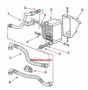 E36 M3 Radiator Diagram