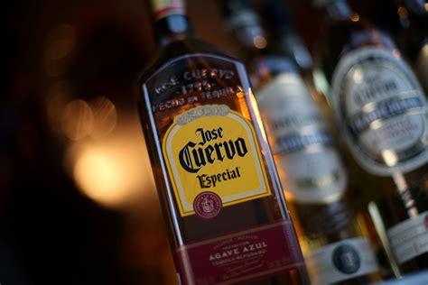 el tequila sale  bolsa el famoso tequila jose cuervo