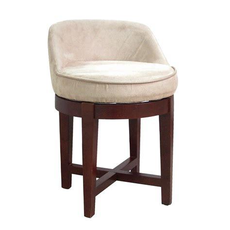 bathroom vanity swivel stool chair seat bench bedroom