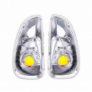 Left  Right Side Wing Mirror Lights Turn Signal Lamp For