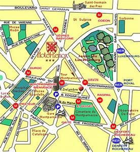 Parking Autour De Roissy : map and access how to reach us hotel lenox montparnasse paris near montparnasse left bank and st ~ Medecine-chirurgie-esthetiques.com Avis de Voitures
