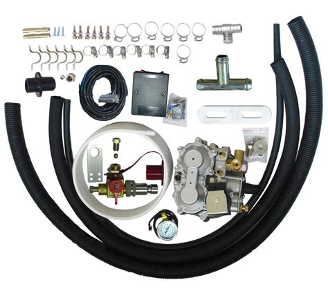 Lpg Sequential Injection System Conversion Kits For 8cyl