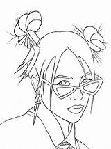 Billie Eilish Coloring Pages Print Singer Talented sketch template