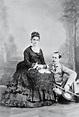 File:Lord Randolph Churchill and Lady Jennie Jerome (1874 ...