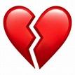 Broken Heart Emoji (U+1F494)