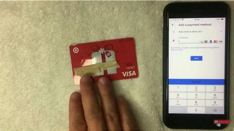 We've listed some possible solutions that may help below. Can You Use Target Debit Visa Gift Card On Google Pay - MONEY TRANSFER DAILY