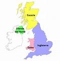 ¿Qué países forman el Reino Unido? | Saber es breve