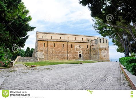 abbey  san giovanni  venere  fossacesia italy