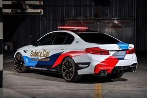 Nieuwste BMW M5 Ster Van De MotoGP Autofans