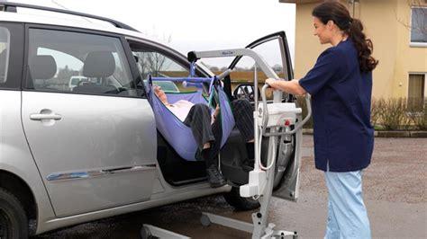 maxi lite foldable passive lift optimized  vehicle