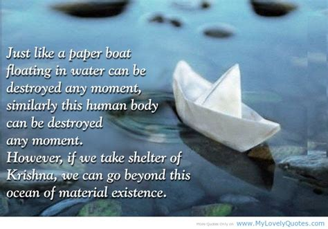 Floats Your Boat Sayings by Quotes About Floating In Water Quotesgram
