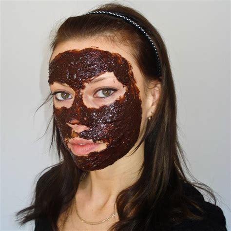 masque visage caf 233 cacao