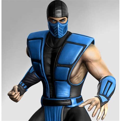Sub Zero Mortal Kombat Vest Famous Jacket