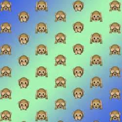 Monkey Emoji Cool Tumblr Backgrounds