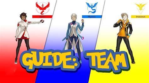 Team Rot, Team Blau Oder Team Gelb