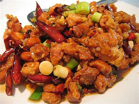 cuisine express authentic kung pao chicken recipe