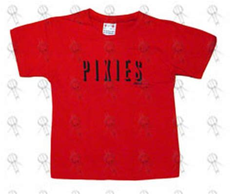 pixies logo t shirt clothing mens unisex