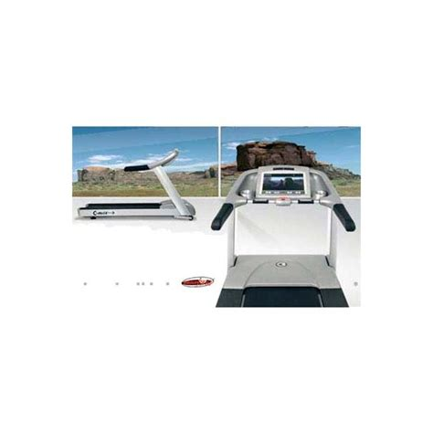 tapis de course avec tv tapis de course avec ecran tv couleur cmt14 multiform maboutique bienetre