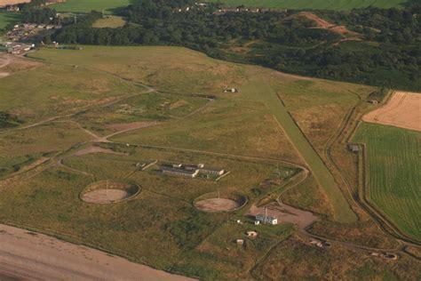 weybourne airfield  chris geograph britain  ireland