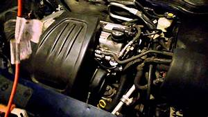 2006 Chevrolet Cobalt Lt 2 2 Engine Running After Rebuild