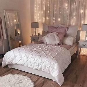 Romantic, Bedroom, Inspiration