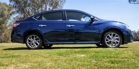 nissan sedan 2015 nissan pulsar sss sedan week with review photos