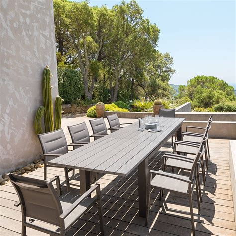 table et chaise balcon stunning salon de jardin marque hesperide contemporary