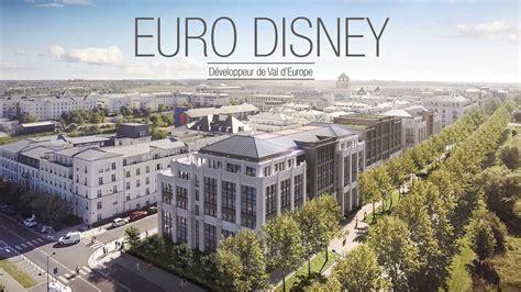val d europe les cl 233 s de lecture de la ville nouvelle d 233 velopp 233 e par disney disneyland